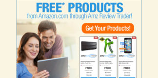 Free Amazon Product Samples