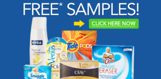 Free Cleaning Samples