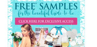 Free Wedding Samples - No Purchase Necessary