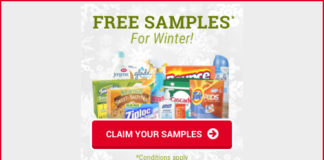 Free Samples for Winter