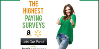 Earn Prizes and Rewards with Harris Poll Online