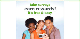 Get paid for doing surveys for money
