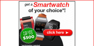 Get a $500 Smart Watch of your Choice