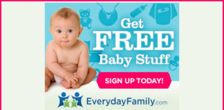 FREE Baby Samples and Stuff for A Year