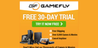 Free Gamefly Subscription