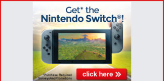 Get a Nintendo Switch Game System