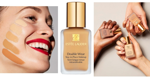 FREE Foundation Makeup Estee Lauder Double Wear
