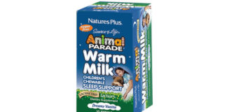 FREE Sample of Animal Parade Warm Milk Children's Chewable Sleep Support