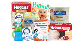 Free Baby Samples by Mail Free Shipping
