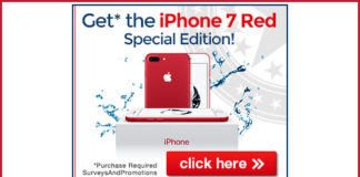 iPhone 7 RED Test a Brand New Special Edition