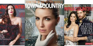 Free Magazine Subscription Town & Country Magazine
