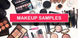 Free Makeup Samples Request Free Shipping