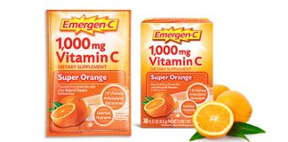 Free Sample of Emergen-C Drink Mix