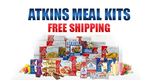 Atkins Meal Kits Free Shipping