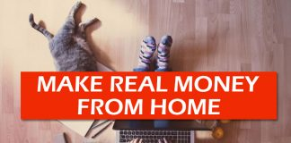 Make Real Money Work from Home