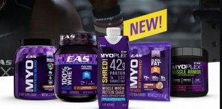 Free Sample EAS Hydration & Recovery Supplement