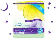Free Sample TENA Overnight Underwear Kit