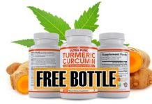 Turmeric Curcumin supplement for Pain Relief