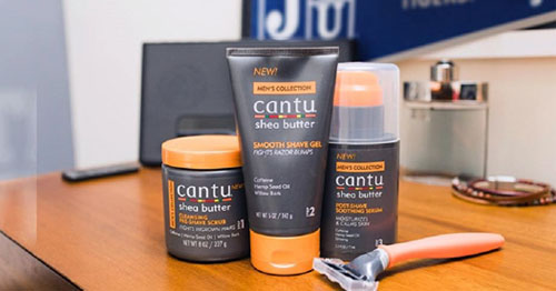 Free Samples Cantu Beauty Men's Collection