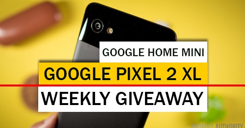 Win a Google Pixel 2 XL + Google Home Mini from Android Authority