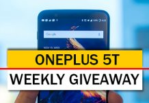 Win a OnePlus 5T Smartphone from Android Authority