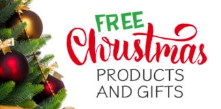 Free Christmas Samples Christmas Products & Gifts