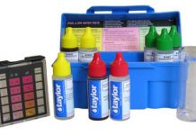 Free Pool Test Kit Quantities are limited