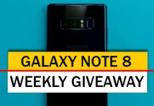 Win a Galaxy Note 8 from Android Authority