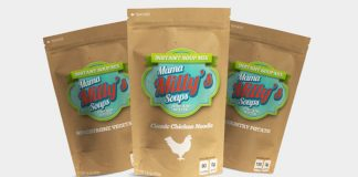 FREE Sample Mama Milly's Soup