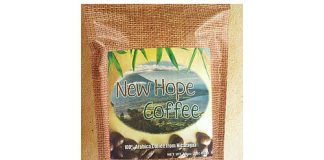 Free Coffee Sample from New Hope Coffee