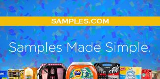 Free Samples of Your Favorite Products