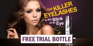 Free Trial Bottle APEX Voluminous Eyelashes