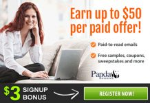 Earn $3 to $75 for Every Survey or Offer Completed