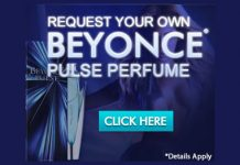 Enter for a Beyonce Pulse Perfume