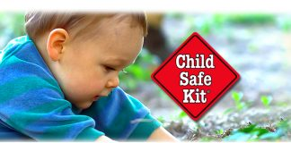 FREE No-Cost Child Safe Kit Today