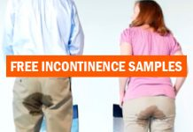 FREE Samples Tranquility Incontinence Care Product
