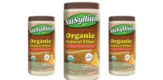 Free Sample NuSyllium Organic Natural Fiber